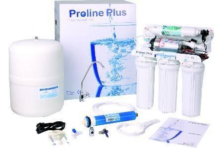 Pro-line Hardware (Quality Ferretería Plus Quality Hardware Plus m111709-umgekehrte Osmose Domestica Proline mit Pumpe-9630139)