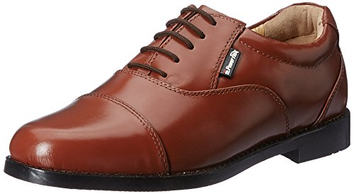Red Chief Men's Tan Leather Formal Shoes - 8 UK/India(42 EU)(RC0999PF)