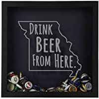 Shadow Box Missouri - Beer Cap Trap