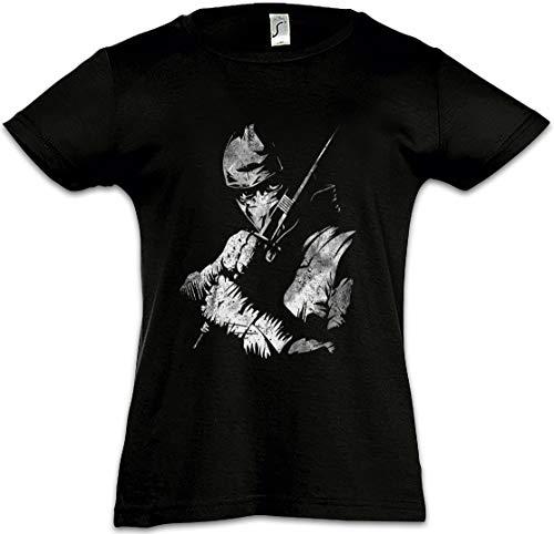 Storm Shadow Mädchen Kinder Kids T-Shirt GI Cobra Ninja G. I. Comic Snake Eyes Agent Joe Hawk Commander