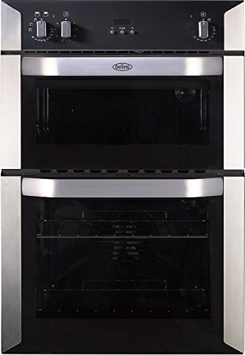 Belling BI90FP – Oven (Electric Oven, Stainless Steel, Rotary, 39 L, 2700 W, 565 mm)