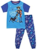 Disney Jungen Coco Schlafanzug Blau 128