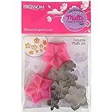 Blossom Cutter & Veiner - Multi Set - Petunia