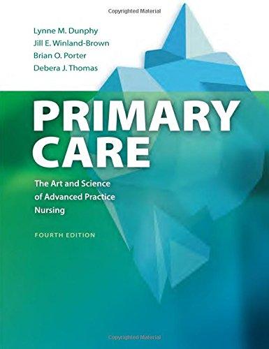 Primary Care: Art Science Adv Nurs Pr 4e