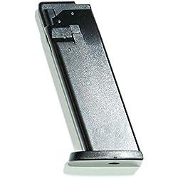 H&K Chargeur HK USP Spring 25 Billes Adulte Unisexe, Noir, Taille Unique