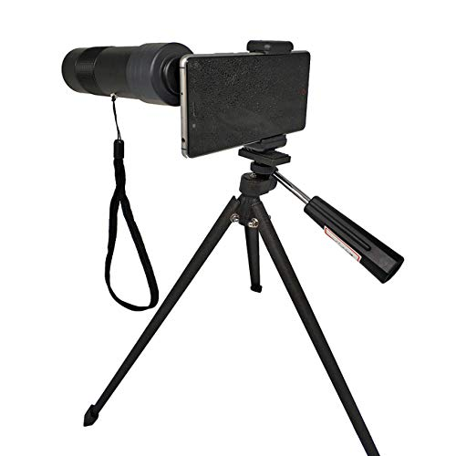 8X33 High List Teleskop Reisebeobachtung Konzert Wasserdicht ED Objektiv Handy Fotografieren...