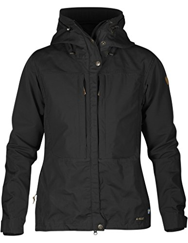 FjallRaven Veste casual Keb Jacket W. Black-Black (550-550)