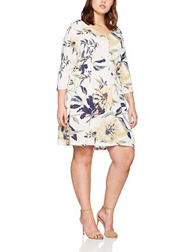 8ad475776f6 Junarose Damen Kleid Jrcuta Tara 3 4 Sl Short Tea DressK Mehrfarbig ...