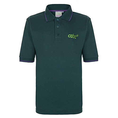 Cub Scout Tipped Polo Shirt - OFFICIAL PRODUCT