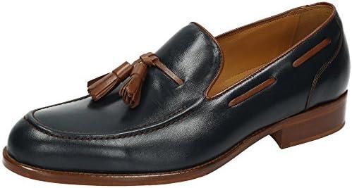 ZAPATOP 120 Mocasines BORLAS Hombre Zapatos MOCASÍN