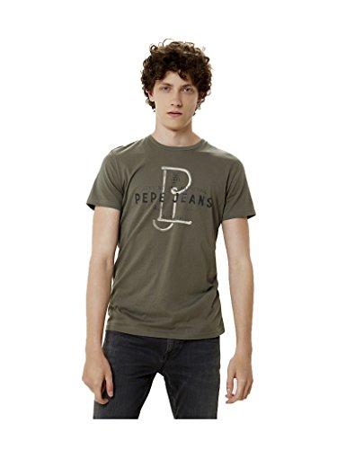 Pepe Jeans Herren T-Shirt Grün