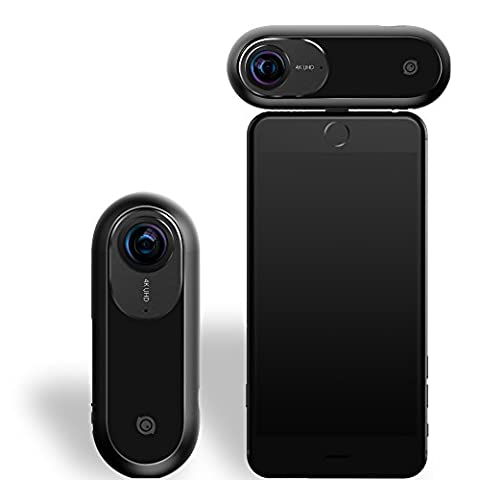 Insta360 ONE hardwrk Edition - 360 Grad Action-Kamera für iPhone - Ultra-HD 4K - Apple MFi zertifiziert