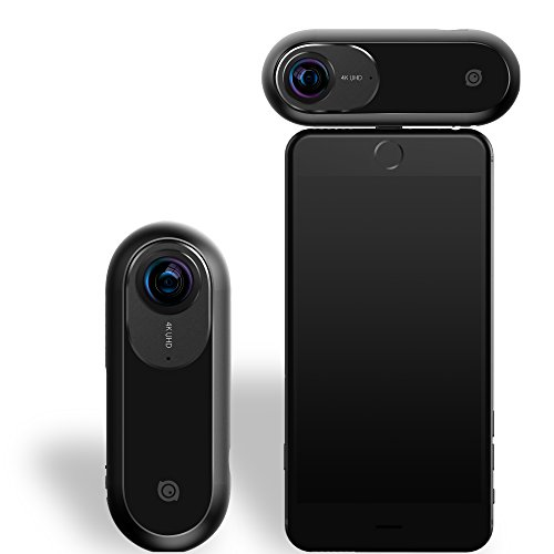 Insta360 ONE hardwrk Edition - 360 Grad Action-Kamera für iPhone - Ultra-HD 4K...