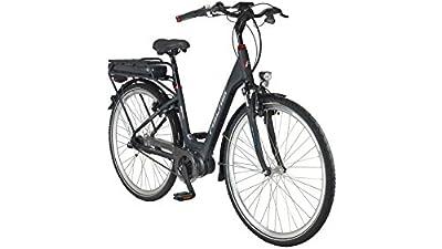 "Fischer Ecu 1820 E-Bike, Anthrazit Dunkel, 26"""