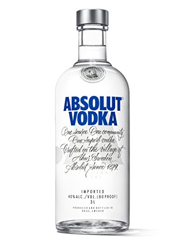 Absolut Vodka (1 x 3 l)
