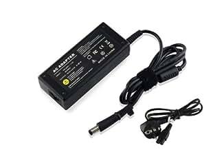 Lenoge 19V 4.74A 90W AC Adapter chargeur d'alimentation d'ordinateur portable pour Samsung R580QX410RV510RV511RF511R540RF711R600R720