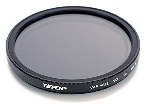 Tiffen 82mm Variable Neutral Density Camera Lens Filter-Gray