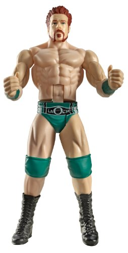 Mattel W6812 Personaggi Wrestling FlexForce Luminosi WWE