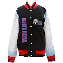 TA de 41Gin tama Béisbol Chaqueta Cosplay Sudadera con capucha chaqueta sudadera kawaii de Story