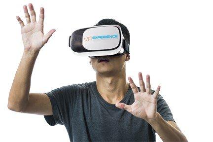 Preisvergleich Produktbild VR Virtual Reality Betrachter