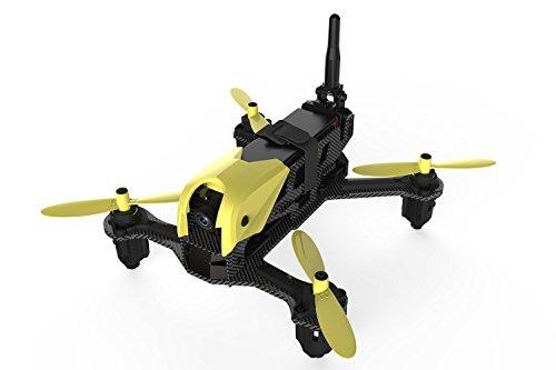 XciteRC 15030700 - Hubsan x4 Storm Racing Drone FPV Quadrocopter - RTF-Drohne mit HD-Kamera, Akku, Ladegerät und Fernsteuerung - 4