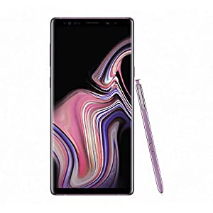 Samsung Note 9, Dual SIM, 512GB, Lavender Purple, International Version