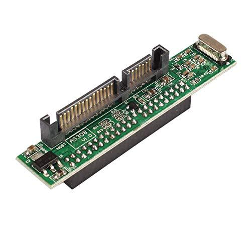 Ide Eide Kompatibel (febelle 6,3cm IDE HDD SSD Weiblich auf 7+ 15P SATA Konverter Adapter)