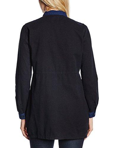 Vero Moda Ruby-Camicia Donna Blu (Medium Blue Denim)