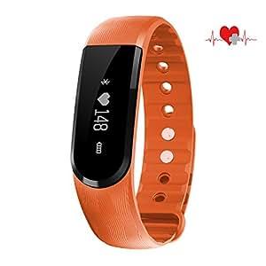 bracelet intelligent coosa montre connect e avec cran tactile fitness tracker podom tre. Black Bedroom Furniture Sets. Home Design Ideas
