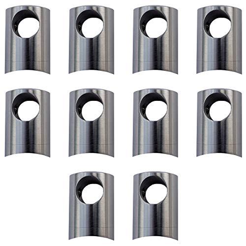 4x100 57,1-20510202/_4250891900101 BlackLine by RSC Spurverbreiterung 10mm Achse// 5mm Seite LK
