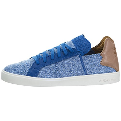 adidasAdidas Vulc Lace Up Pharrell Williams Aq5779 Herren Schuhe Blau - tempo libero Uomo Blau (Blau-Braun)
