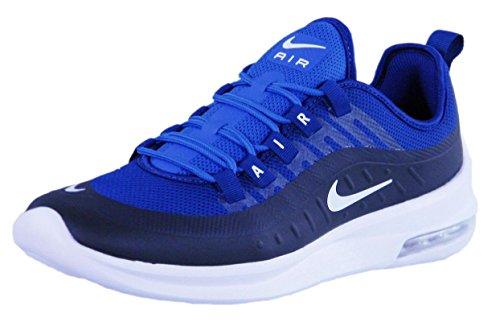 Nike Sneaker Air Max Axis, Scarpe da Ginnastica Basse Uomo, Blu (Gym Blue/White-Blue 400), 46 EU