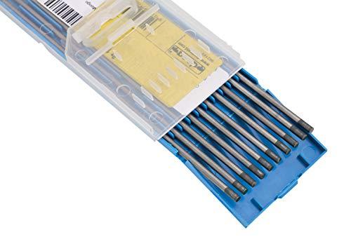 Deca 010696 Électrode Infusible Tungstène/Cérium 2% 2,4 mm