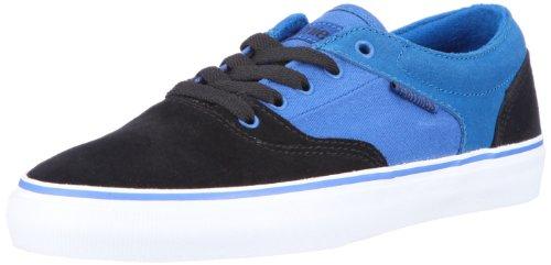 Etnies FAIRFAX 4101000354 Herren Sneaker Schwarz (BLACK/BLUE/WHITE 589)