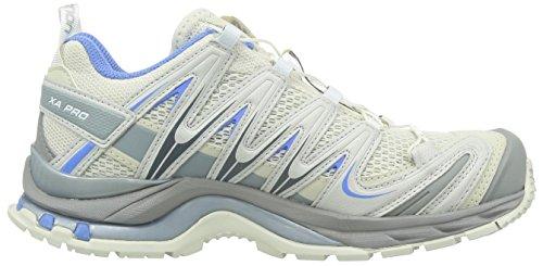 Salomon - Xa Pro 3d, Grey Trail Chaussures De Course Pour Femme
