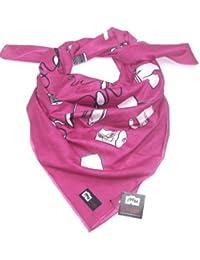 Lovarzi - Las mujeres chalina rosa - oficial iwm hacer hacer y reparar bufanda - inspirado en de ministerio de información que hacer y mend campaña durante la segunda guerra mundial