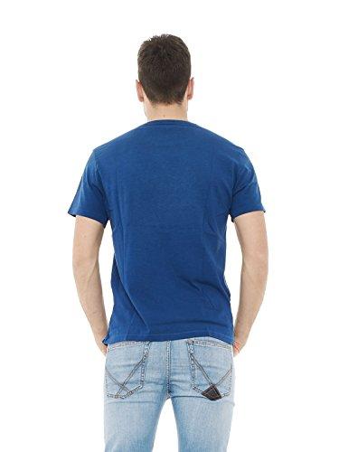 Ralph Lauren Herren T-Shirt, einfarbig Königsblau