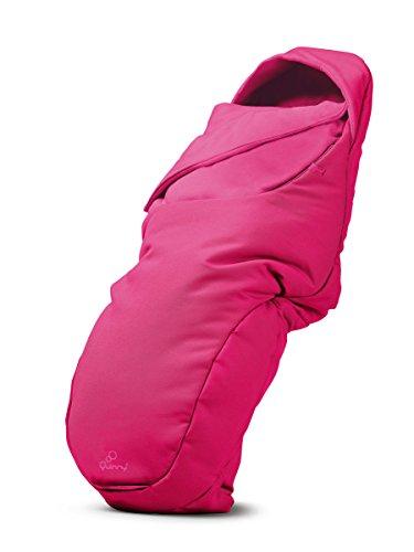 Quinny Universal-Fußsack passend für die meisten Kinderwagen und Buggys, pink