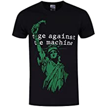 Rage Against The Machine Liberty Männer T-Shirt schwarz. Offiziell lizenziert