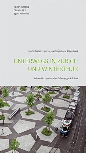 Unterwegs in Zurich Und Winterthur