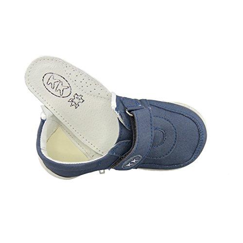 Hausschuhe classic Babyschuhe Freizeitschuhe Baby Lauflernschuhe Krabbelschuhe Schuhe summer 18 weiss blau 17 qExE4w8