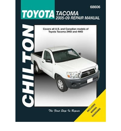 toyota-tacoma-2005-09-repair-manual-by-hamilton-joe-lauthorpaperback-on-06-2010