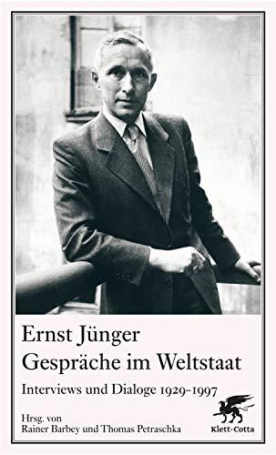 Gespräche im Weltstaat: Interviews und Dialoge 1929-1997