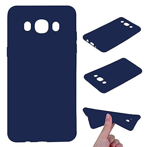 Coque Samsung Galaxy J5 (2016) (5.2 pouce) , TPU couleur