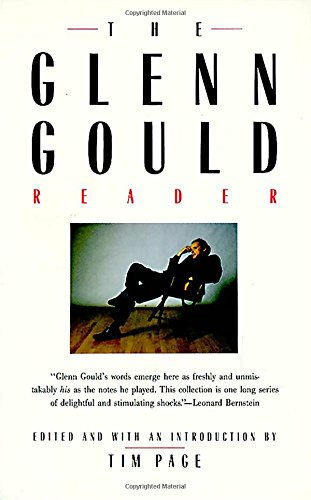 The Glenn Gould Reader