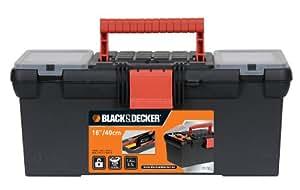 black decker bdst1 70581 caisse outils avec. Black Bedroom Furniture Sets. Home Design Ideas