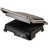 Harper HGE 280 - Parrilla eléctrica, 2000 W, color negro
