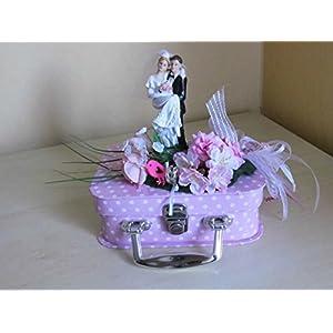 Geldgeschenk Koffer Brautpaar zur Hochzeit