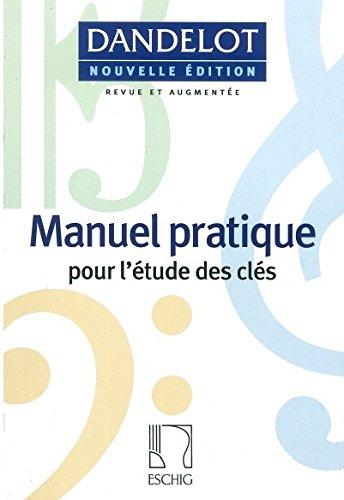 Georges Dandelot: Manuel Pratique, Pour L'etude Des Cles - Partitions