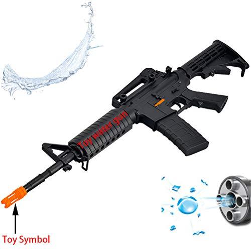 Wasserpistole, Spielzeugpistole Wasser Polymer Bomben Pistole USB-Powered Hobbys Cosplay Leistungsstarke Ferngespräche Mit 30000 Munition Laser Dot -